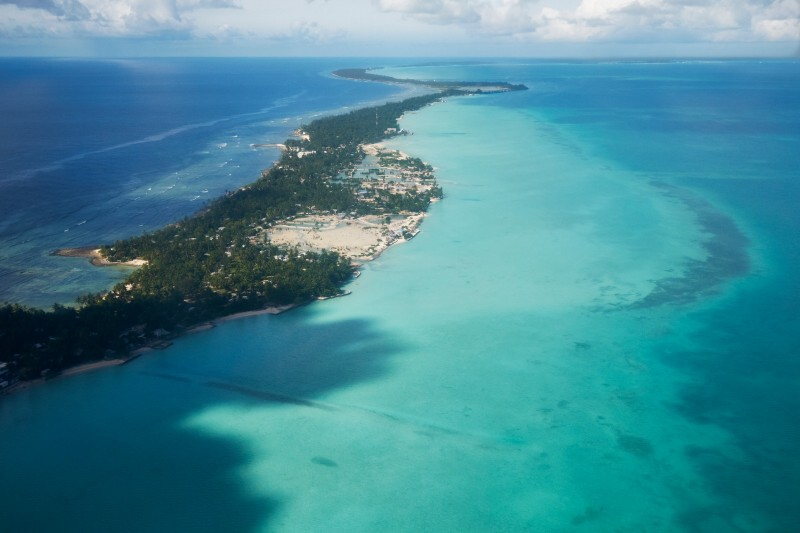 Air Kiribati Limited website | Tarawa Flights & Tours