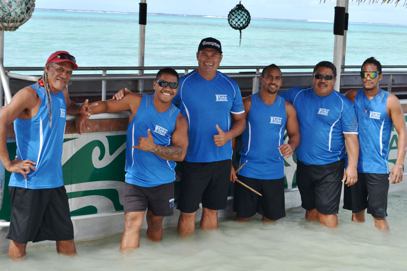 About Our Team At Koka Lagoon Cruise Cook Islands